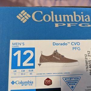 Columbia PFG Dorado Size 12
